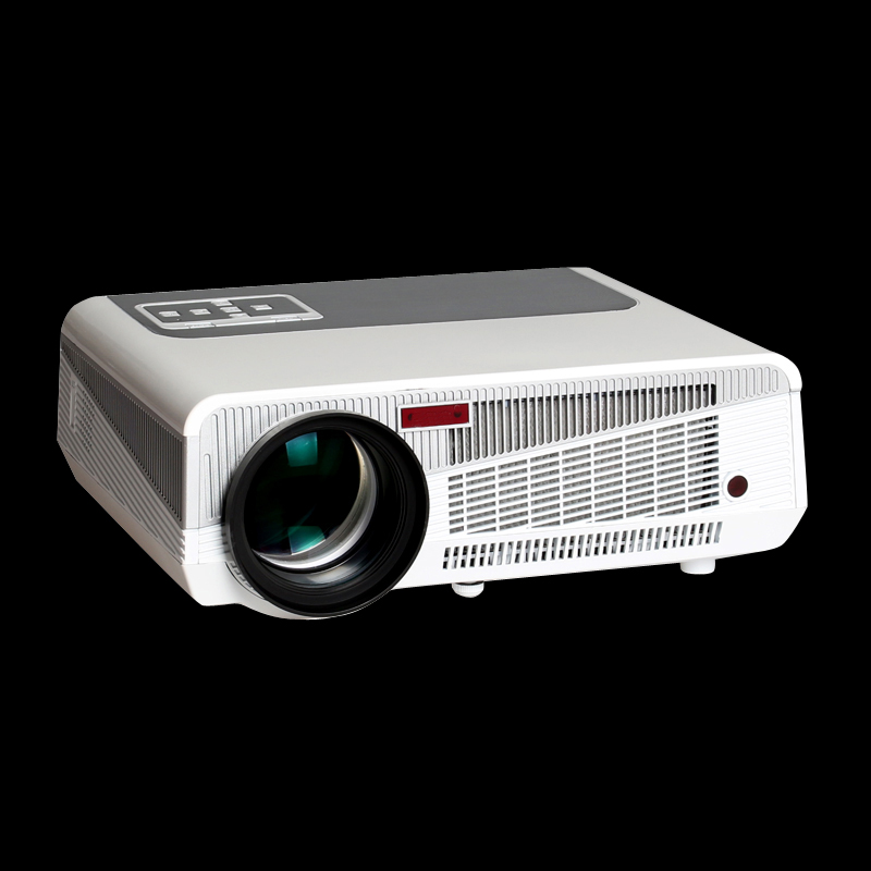 Led Projector 3500 Lumens Beamer 1280 800 Lcd Projector Tv: Built In Wifi Andriod Smart LED Projector 1280*800 Native