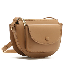 MICOCAH Small Saddle Crossbody Bag For Women Fashion Bags 2019 Messenger Ladies Black/ Pink/ Brown MSD187
