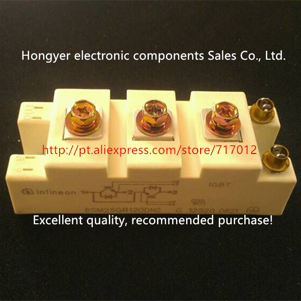 ФОТО Free Shipping BSM25GB120DN2 New IGBT  module:25A-1200V ,Can directly buy or contact the seller