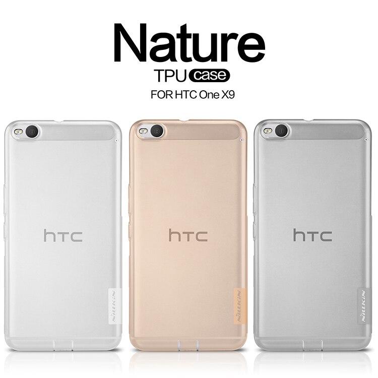 Original Nilkin TPU 0 6mm Ultra thin Phone Cases Capa for font b HTC b font