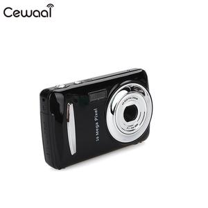 Cewaal Black Ultra Photo 16MP 1080P HD D