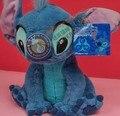Envío libre 30 CM Lilo & Stitch Lilo y Stitch Dibujos Animados de peluche juguetes de Peluche Muñeca de regalo de Los Niños