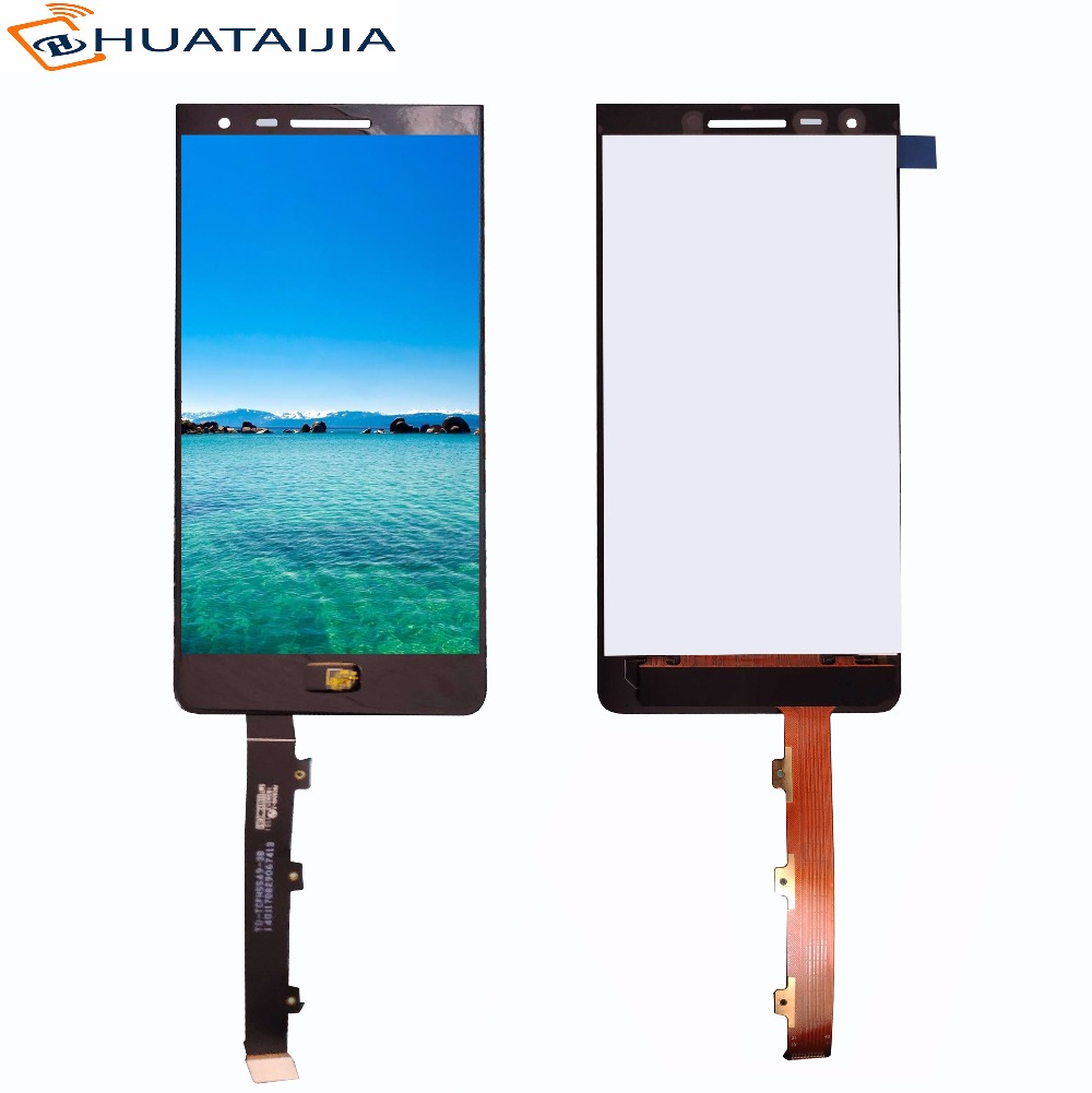 цена на Original Best Quality For BlackBerry Motion LCD screen DIsplay +touch screen digitizer Assembly parts For Blackberry motion