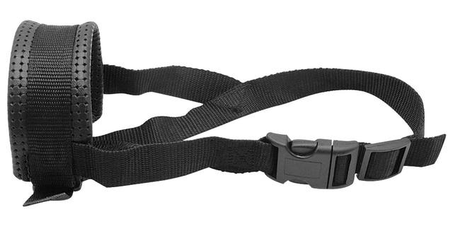 Soft Padded Pet Head Collar Champion Dog Training Halter Nylon Dog Muzzle Loop Stops Dog Pulling Training Tool