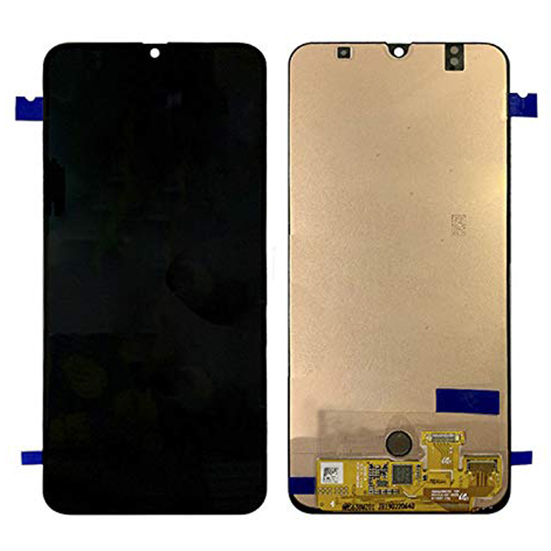 For Samsung Galaxy A50 SM-A505 LCD Screen Display Touch Digitizer Assembly Black Original LCD Screen Assembly For Samsung A50 image