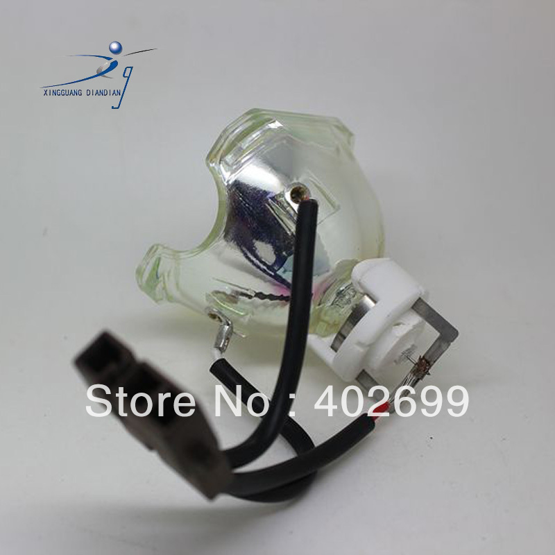 VT75LP compatible bare lamp for CANON LV-7240 LV-7245 LV-7255 LV-7265 linvel lv 9057 2 white