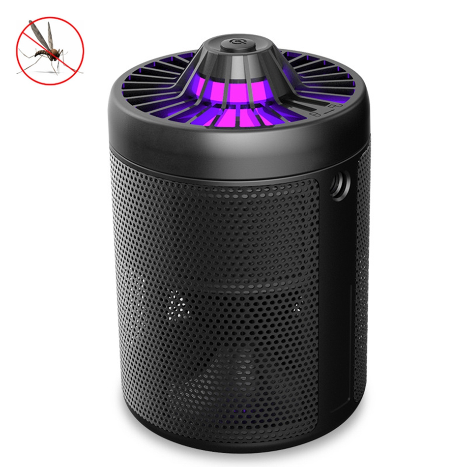 все цены на 2018 Hot Sell USB Powered Smart LED UV Mosquito Killer Trap Lamp Flies Killer Mosquito Repellent Catcher for Adult Baby Care