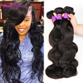 Top 7A Unprocessed Malaysian Body Wave 4 Bundle Deals Best Hair Store Malaysian Virgin Hair Body Wave Human Hair Extensions Wavy