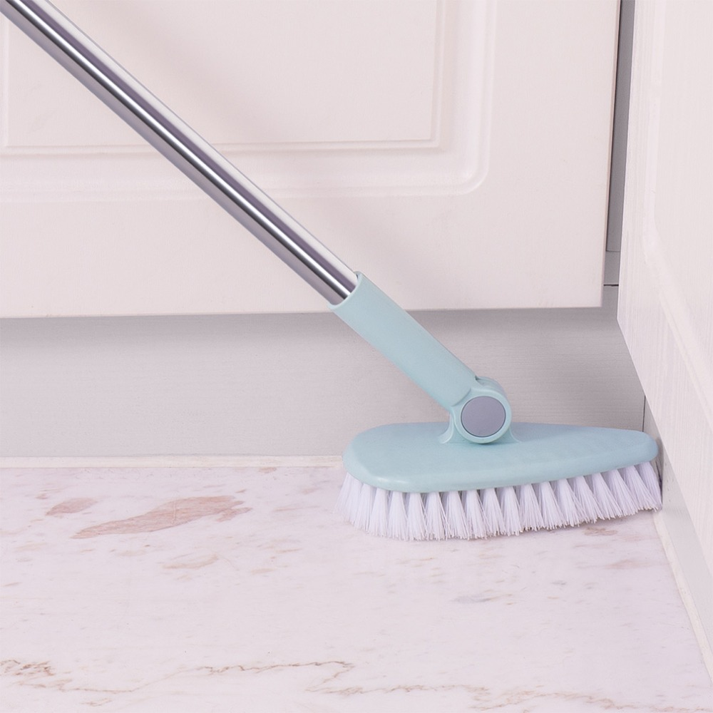Detachable Floor Brush Bathroom Bathtub Tile Brush