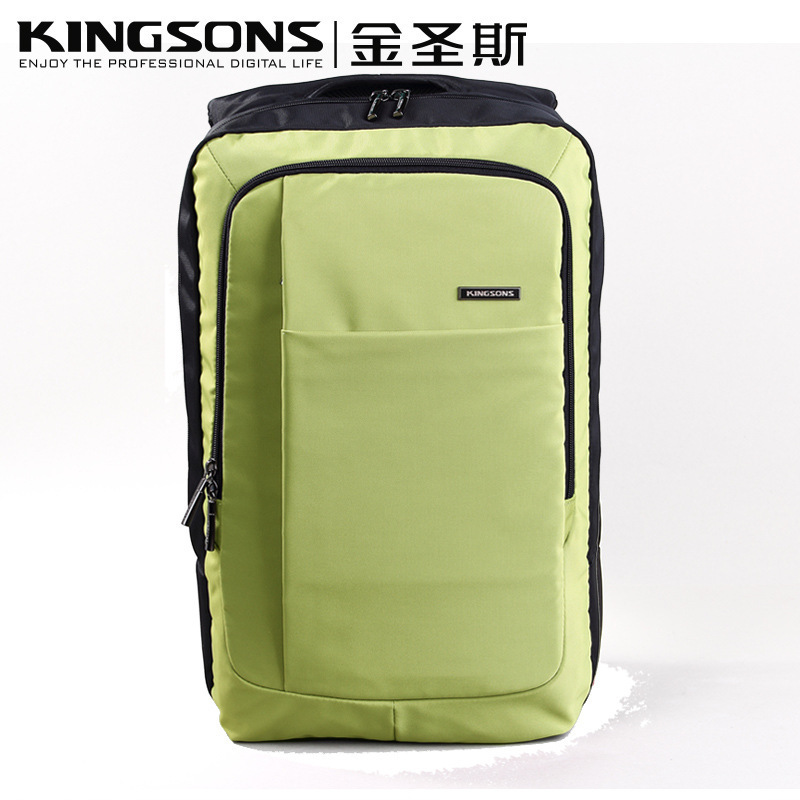 Kingsons Backpack Female Backpack Korean Student Bag Computer Backpack Travel Bag Male 15 Inch Travel Backpack Laptop Backpack top quality xyj kitchen knives set 3 paring 4 utility 5 slicing 6 chef ceramic knives peeler hot sales