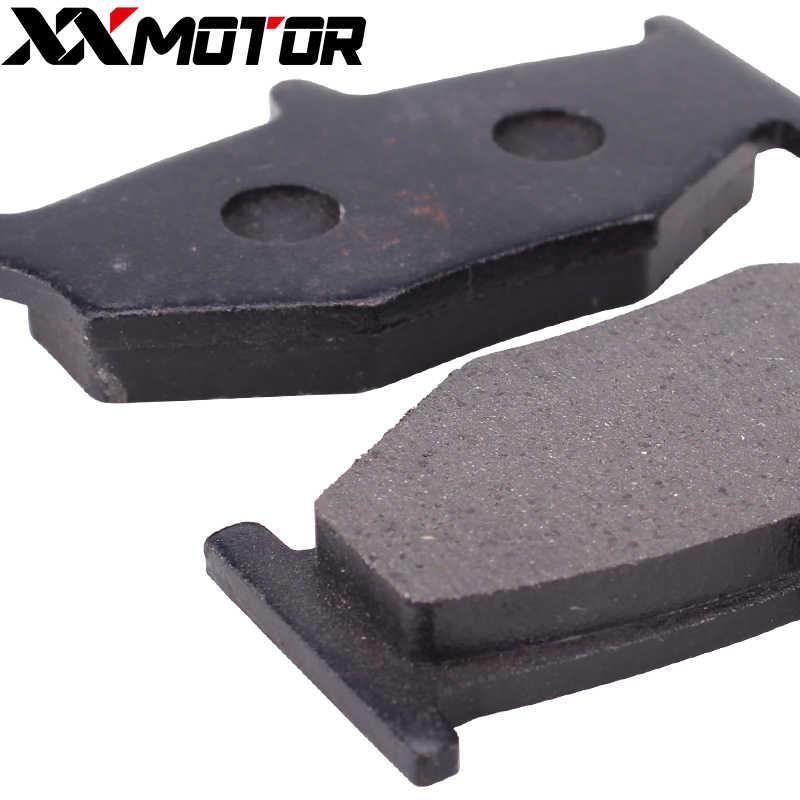 รถจักรยานยนต์คุณภาพสูงด้านหลังเบรคแผ่นดิสก์รองเท้าสำหรับ Suzuki GSXR 600 GSXR 750 (06-10) k6/K7/K8/K9/L0 GSXR600 GSXR750