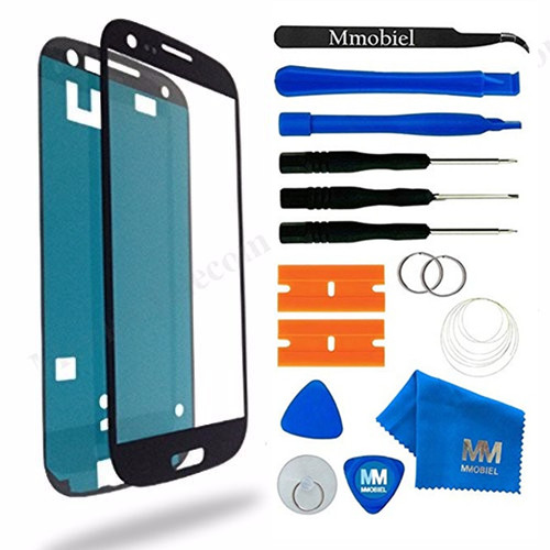 MMOBIEL For Samsung Galaxy S3 I9300 I9301 I9305 Front Glass Touch Panel Screen Digitizer Display Repair Tools 12 Pieces
