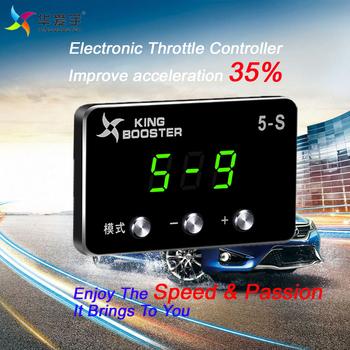 Przyspieszyć samochód elektroniczny regulator przepustnicy usunąć opóźnienie pedału dla MERCEDES BENZ SLS-CLASS wszystkie silniki 2010 + tanie i dobre opinie KINGBOOSTER WIRE 51mm*31mm*5mm 10HZ For MERCEDES BENZ SLS-CLASS ALL ENGINES 2010+