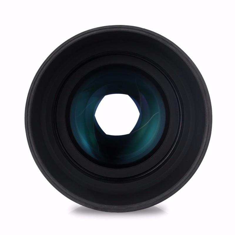 85mm F/1.8 Medium Telephoto Portrait Prime Manual Focus Camera Lens for Canon 10D 760D 700D 600D 70D 60D 7D 6D 5D II III DSLR 9