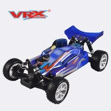 Удаленной машине 1/10 VRX гонки дух N2 RH1007 4WD нитро багги 1/10 две скорости rc 4x4 rc Nitro багги remotw управления игрушки автомобиля металла