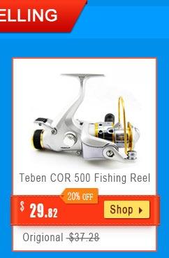 Carretel de alumínio Spinning Reel Fishing 2000 2500S 3000 4000 5000