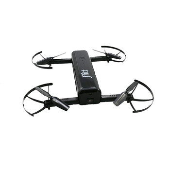 Eachine Flitt 720P WIFI FPV Optical Flow Positioning Foldable Pocket Portable RC Drone Quadcopter 1