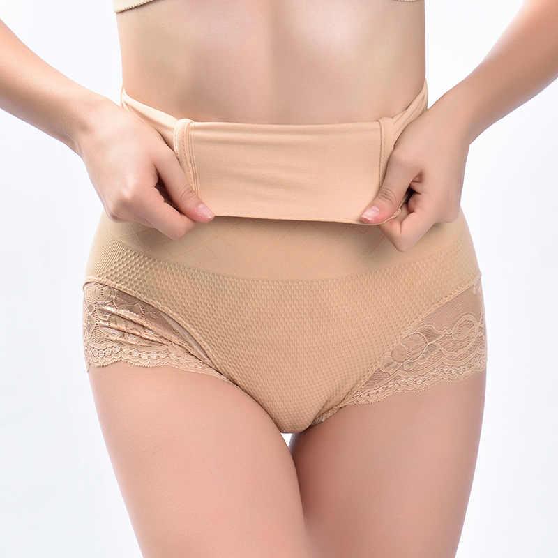 0e9197777 ... 1PC Women High Waist Trainer Body Shaper Female Sexy Lace Corset Body  Shapers Slimming Underwear Tummy ...