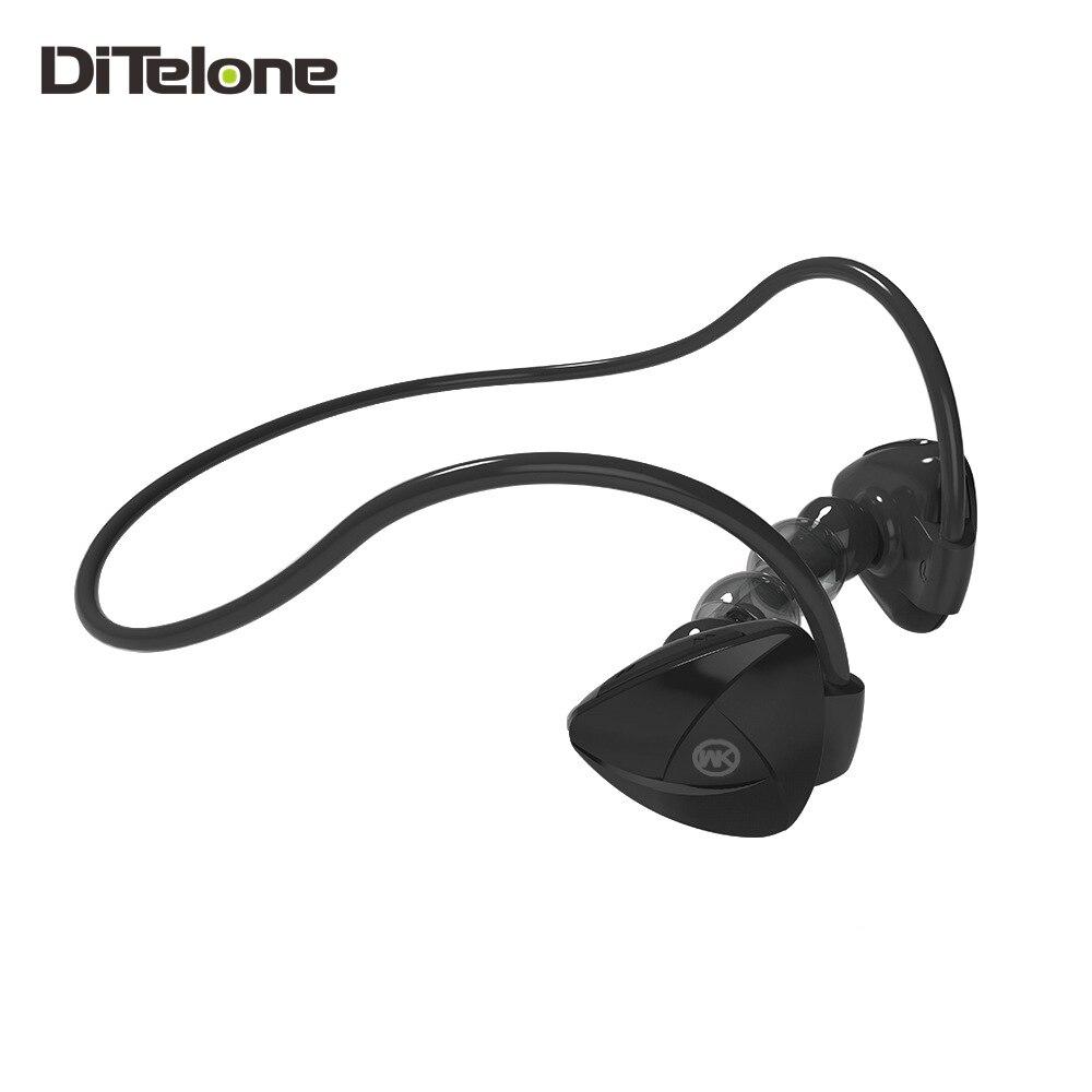 buy wk bd600 bluetooth earphone wireless sport in ear headsets bass stereo mic. Black Bedroom Furniture Sets. Home Design Ideas