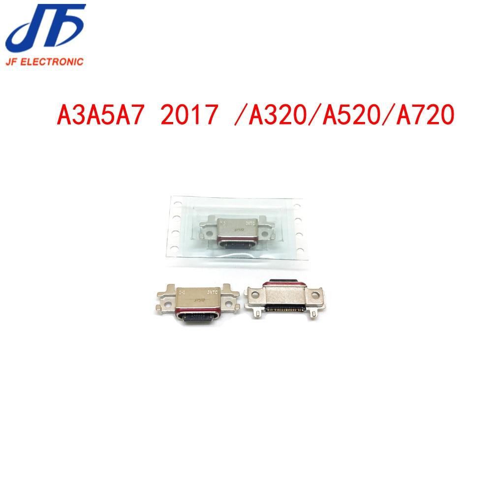 Charging Port flex for Samsung Galaxy 2017 A3 A5 A7 A320 A520 A720 Type Micro USB