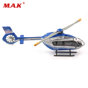 For Collection 1/87 Scale Airbus Helicopter H145 Polizei Schuco Aircraft Model Airplane Model for Fans Children Gifts(China)