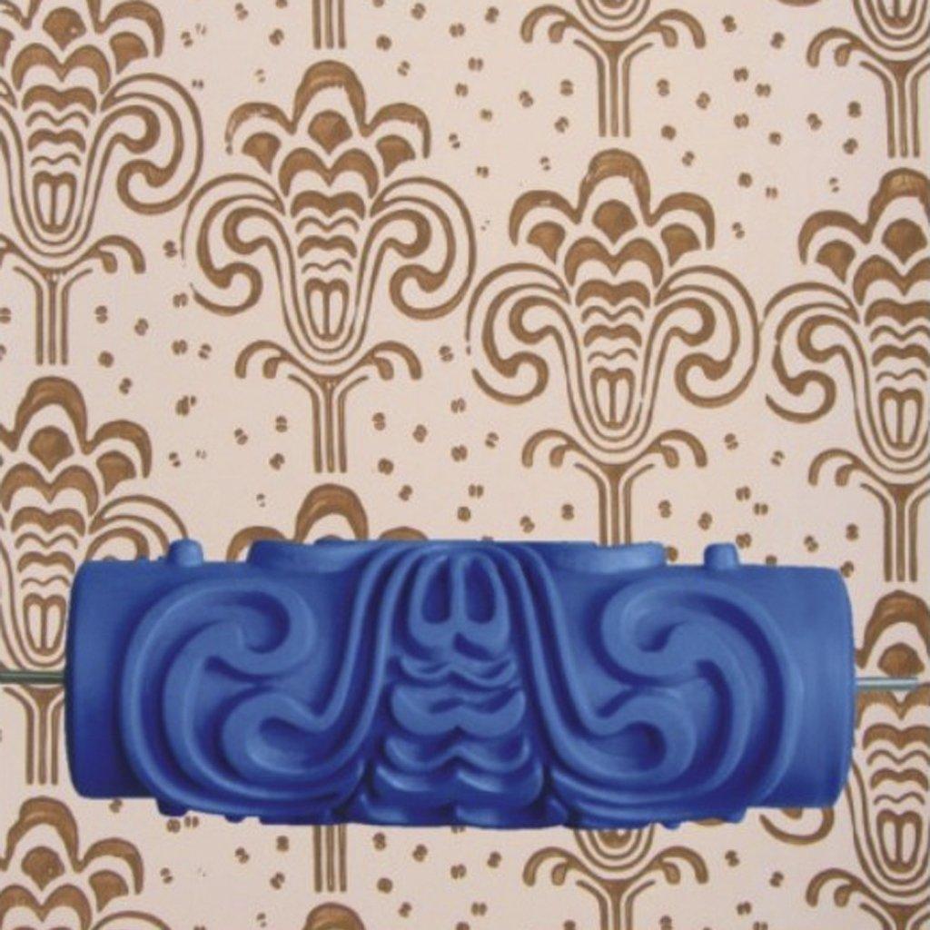 Printed Paint Rollers online buy wholesale pattern paint roller from china pattern paint