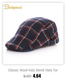 64c79d5a8c22c Fashion Baby Hat for Boys Leather Baby Boy Hat Vintage Cap Kids Beret Hat  Elastic Infant Baby Accessories