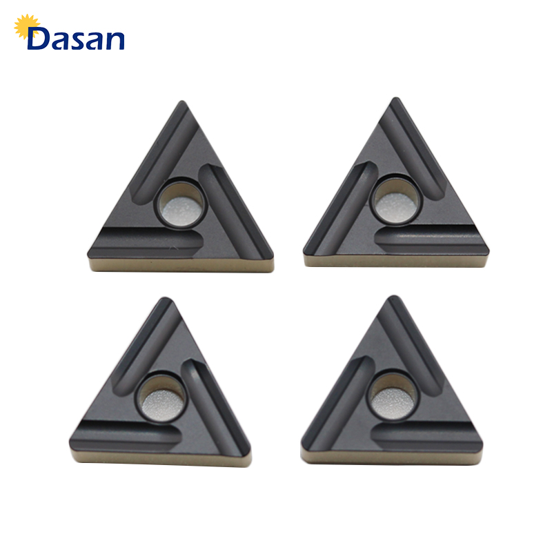Authentic DESKAR 10pcs 16IREL0.7 LDA  High quality carbide threaded insert CNC