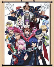 Gunslinger Stratos anime Telas Wall scroll cartel costumize Japón Cosplay 2 91983f2bd67e