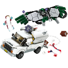10746 Marvel Super Heroes Building Blocks Bricks Toys Spider-man Homecoming Gifts Compatible With Legoings