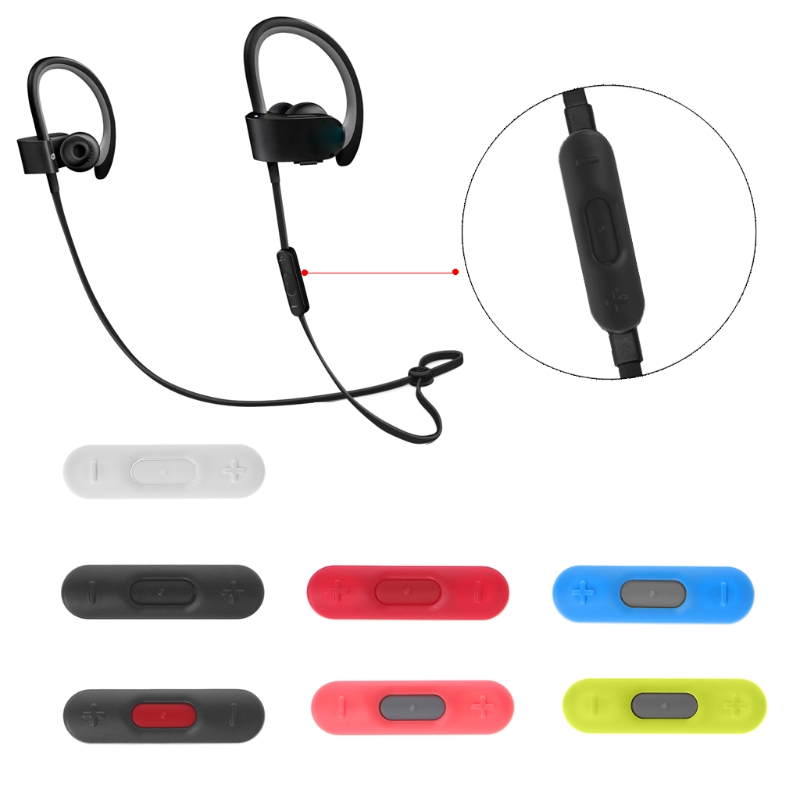 Original OEM Replacement Earbuds for Powerbeats 2 3 Wireless Ear Tips Hot Pink