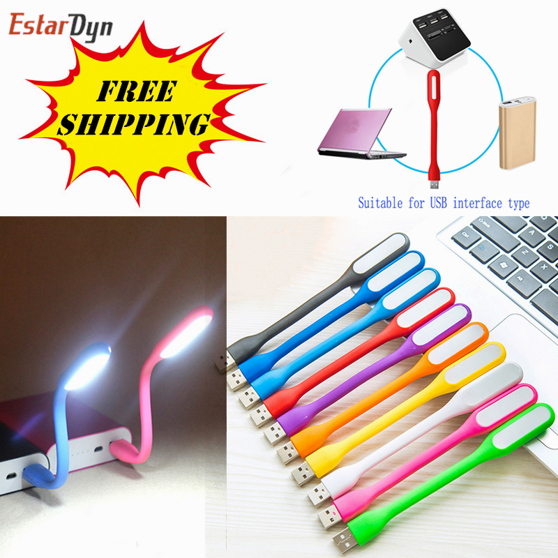 1pc Usb Keyboard Lights USB LED Lamp Portable Super Bright USB LED Lights For Power Bank Computer PC Laptop Notebook Desktop New
