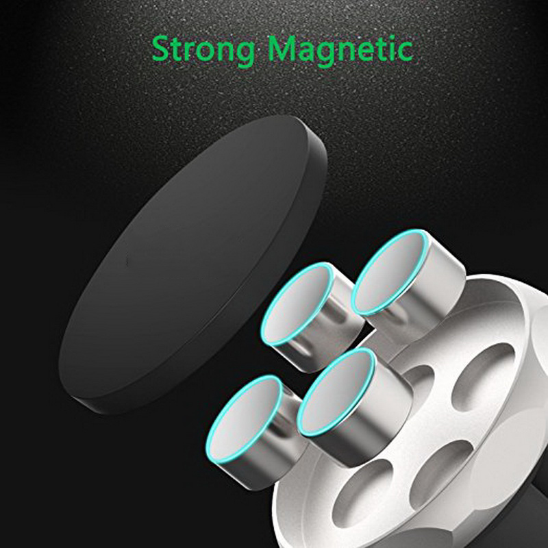 Oppselve Universal 360 Rotation Magnetic Car Phone Holder Air Vent Mount Stand Mobile Phone Holder For iPhone X 8 7 6 6S Samsung