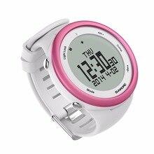 SUNROAD FR852A Digital Smart Sports Men Watch -5TM Waterproof Outdoor AltimeterWatch Compass EL Backlight Watch Reloj (Purple)