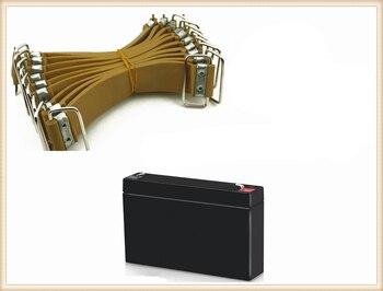 Motorcycle accessories strap elastic fixed battery tape for BMW HONDA CB919 CBR 600 F2 F3 F4 F4i CBR900RR NC700 S X VTX1300