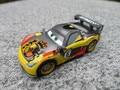 Original miguel camino corredor de fibra de carbono del coche de pixar 1:55 metal diecast toy cars nueva loose