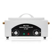 CH 360T High Temperature Sterilizer Salon Nail Art Tools Sterilizer Box Autoclave sanitizing Box Dental autoclave sterilizer