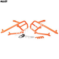 New Motorcycle Engine Crash Bars Protection For KTM 1199 1050 2013 2017 Lower