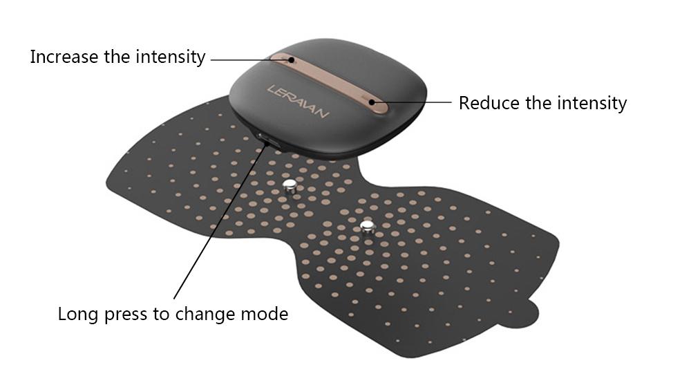 Mijia Massage sticker (6)