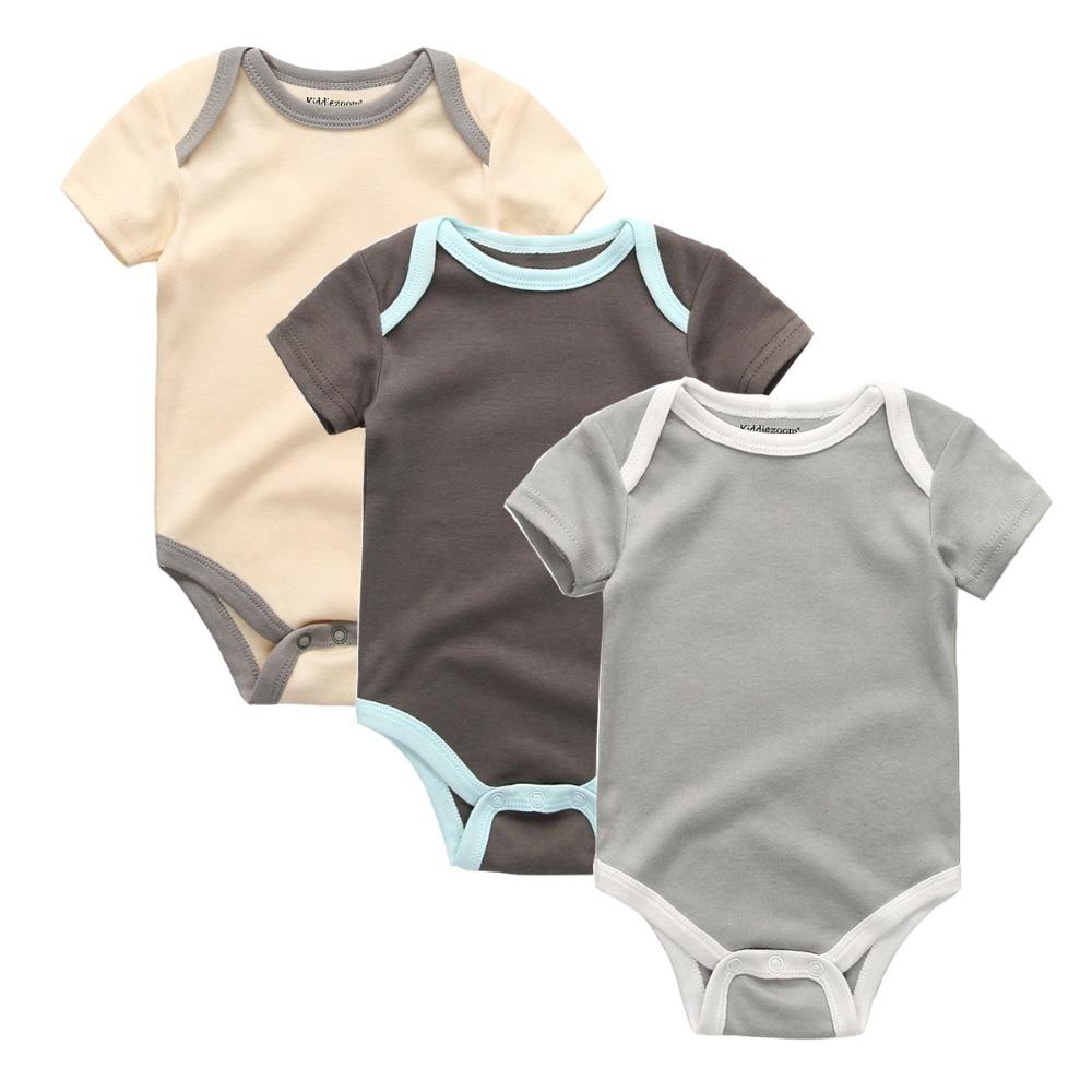 3 Pcs Lot Baby Boy Clothes Newborn Romper Set Short Sleeved Celana Pendek Motif Tartan Blx510 Bayi Anak Gadis Pakaian 2018 Fashion Baru Lahir Keseluruhan Girl Baju