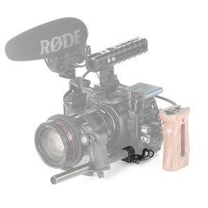 Image 5 - Collier de serrage à tige unique de 15mm pour caméra cinéma de poche de conception Blackmagic Cage BMPCC 4K cage small rig 2203/2254/2255   2279