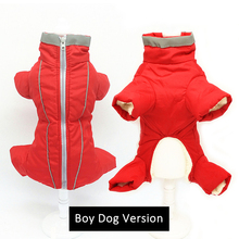 GLORIOUS KEK Warm s Waterproof Dog Coat