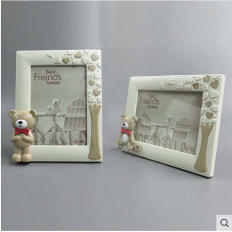 Baby Photo Frame Cartoon Creative Cute Cubs Childrens 7 inch