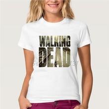 The Walking Dead Logo Design T-Shirt