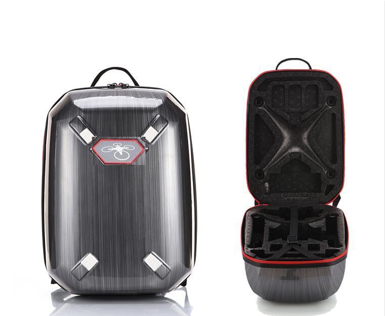 Carry Hard Backpack Case Shoulder Bag Box For DJI Phantom 4 Adv /& Pro RC Drone