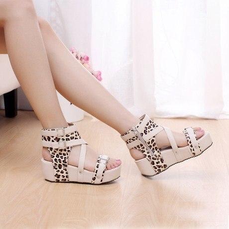 471918b903 Popular cross straps gladiator sandals platform sandals young girl shoes  comfortable sandals