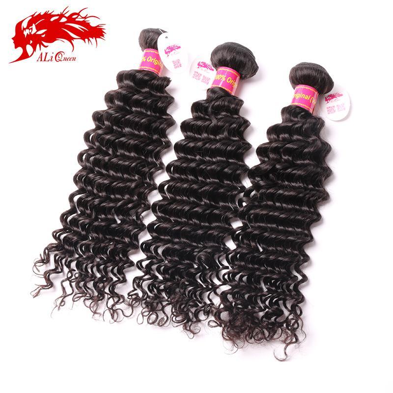 Buy Ali Queen Hair Cheap 6A Brazilian