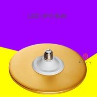 Bombilla LED UFO Triple-Bug Anti A Prueba de Agua A Prueba de Polvo A Prueba de Taller de Fábrica de Alto Brillo Ahorro de energía Luz de Trabajo Envío Gratis