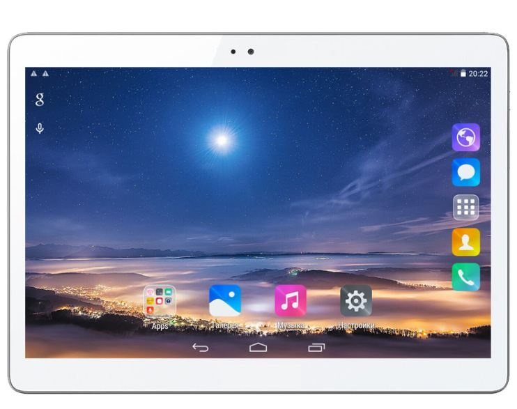 2018 Octa Core 10 Zoll Tablet Mtk8752 Android Tablet 4 Gb Ram 64 Gb Rom Dual Sim Bluetooth Gps Android 7.0 10,1 Tablet Pc Zur Verbesserung Der Durchblutung