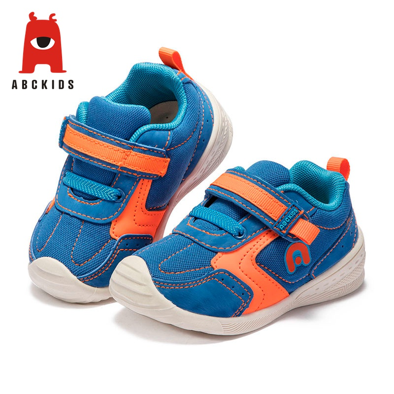 ABC KIDS Children Shoes Boys Sports Shoes Children Casual Shoes Fashionable Net Breathable Boy Girl Soft Sole Sports Sneakers